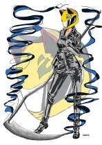 poster size celty